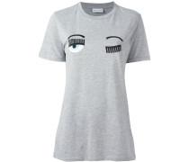 - Langes 'Flirting' T-Shirt - women