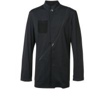 Jacke mit diagonalem Reißverschluss - men
