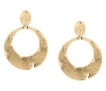 Kreisförmige 'Pompei' Ohrringe