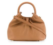 Geraffte Mini-Tasche