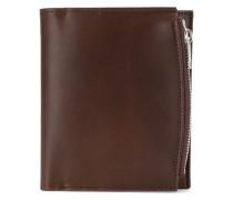 Portemonnaie mit seitlichem Reißverschluss