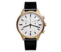'C41' Armbanduhr mit Chronograph
