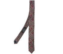 diagonal splatter tie