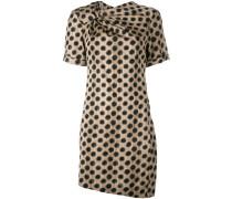 Gepunktetes Kleid - women - Baumwolle - 38