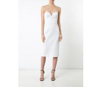 Schulterfreies Kleid - women - Seide/Baumwolle