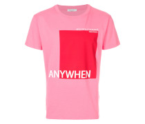 Anywhen printed T-shirt