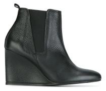 Chelsea-Boots mit Wedge-Absatz
