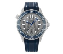 2021 ungetragener Seamaster Diver 300M Co-Axial Chronometer 42mm