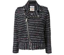 Tweed-Jacke