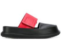- Sandalen mit runder Kappe - women
