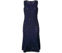 - lace embroidery dress - women