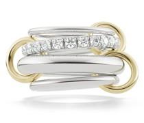 'Luna' Ring mit Diamanten