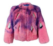 Jacke aus Fuchspelz