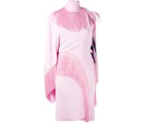 Asymmetrisches Kleid mit Fransen - women