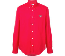 'Mini Tiger' Button-down-Hemd