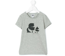'Karl and Choupette' T-Shirt - kids