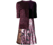 'I love Sequins' Kleid