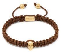 Atticus Skull Makramee-Armband
