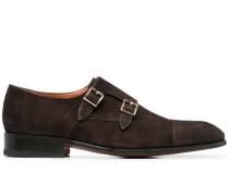 Carter Monk-Schuhe aus Wildleder