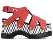 Sandalen mit Plateausohle - women