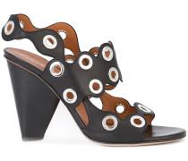 Sandalen mit Ösenverzierung