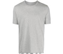T-Shirt mit Kontrastsaum