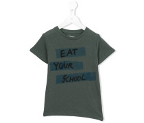 'Eat Your School' T-Shirt