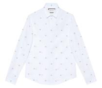 25 star fil coupé Duke shirt