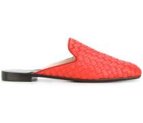 intrecciato slippers