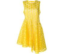 laser cut slip dress