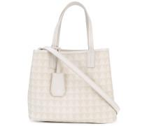 Handtasche mit geometrischem Print - women
