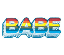 'Babe' Sticker
