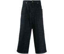 Jeans im Culotte-Design