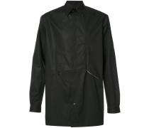 Hemdjacke mit Knopfleiste - men - Baumwolle - L