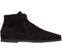 TOTEME HIGH TOP MOCCASIN FLT BT SQTOE LC