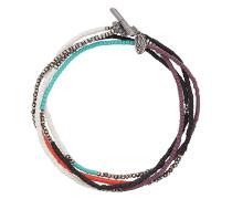 multi beaded bracelet