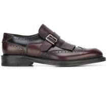 Klassische Monk-Schuhe