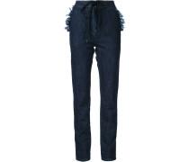 - Jeans mit geradem Bein - women - Baumwolle - 26