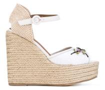 Sandalen mit Keilabsatz - women