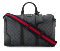 Reisetasche mit Monogrammmuster