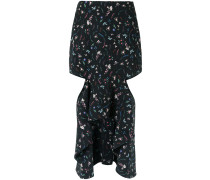 cut out midi skirt