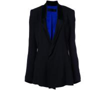 oversized blazer - women - Seide/Acetat/Viskose