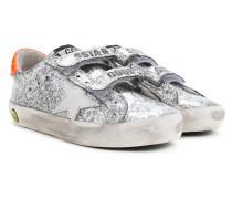 - 'Superstar' Sneakers mit Klettverschmuss - kids