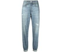Jeans-Jogginghose
