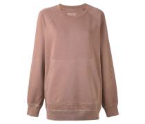 Sweatshirt mit Kängurutasche - women