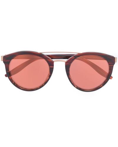 Brille in Schildpattoptik