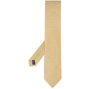Krawatte mit Logo-Muster