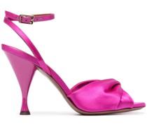 Sandalen mit verdrehten Details
