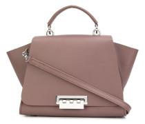 Mittelgroße Handtasche mit abnehmbarem Riemen