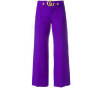 GG Marmont flares